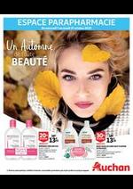 Prospectus Auchan : Un automne de toute beauté