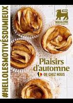 Journaux et magazines AD Delhaize : Plaisirs d'automne