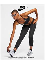 Prospectus Nike : Nouvelle collection femme