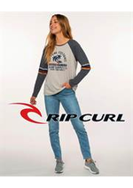 Prospectus Rip Curl : Collection T-Shirts / Femme