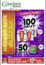 Prospectus Géant Casino : Le show des promos !