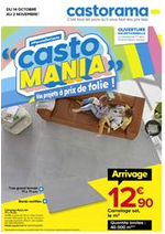 Prospectus Castorama : Castomania