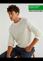 Catalogues et collections Benetton : Nouvelle Collection  Homme