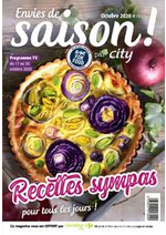 Journaux et magazines  : City Bi-mensuel S44S45