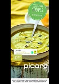 Prospectus Picard QUINCY SOUS SENART : Collection Soupes