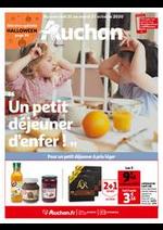 Prospectus Auchan : Un petit déjeuner d'enfer