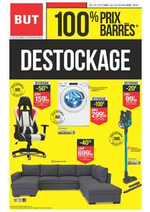 Promos et remises BUT : DESTOCKAGE
