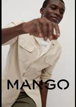 Catalogues et collections MANGO : Personnalisation pour Homme 2020