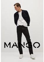 Catalogues et collections MANGO : Denim pour Homme 2020