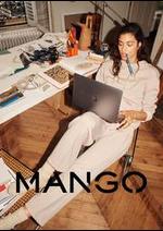 Catalogues et collections MANGO : Comfy Collection für Damen 2020