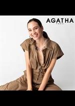 Catalogues et collections Agatha : Les Nouveautés