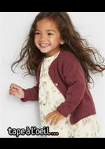 Promos et remises  : Nouveautés Enfant