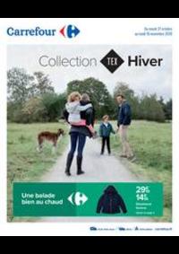 Prospectus Carrefour L'HAY LES ROSES : Collection HIVER