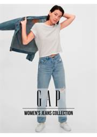 Prospectus Gap LE CHESNAY : Women's Jeans Collection