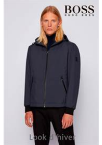 Prospectus Hugo Boss Le Chesnay : Look d'hiver