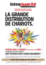 Prospectus Intermarché Hyper : LA GRANDE DISTRIBUTION DE CHARIOTS