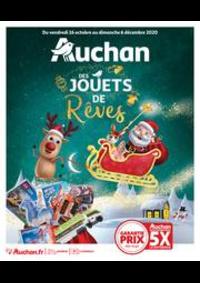 Prospectus Auchan Plaisir : Des jouets de rêves