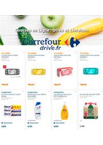 Prospectus Carrefour Drive : Offres Carrefour Drive