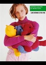 Catalogues et collections Benetton : Laine Merinos Extra-Fine