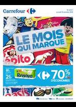Promos et remises Carrefour : Le mois qui marque