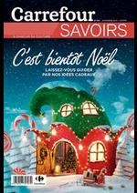 Prospectus Carrefour : Savoirs Novembre
