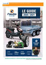 Prospectus L'auto E.Leclerc : LE GUIDE 2020/2021