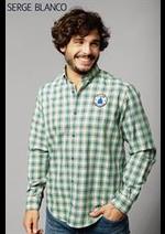 Prospectus Serge Blanco : Chemises Homme