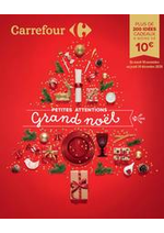 Prospectus Carrefour : PETITES ATTENTIONS GRAND NOËL
