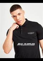 Prospectus JD SPORTS : Polos Hommes