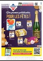 Prospectus  : Des promos pétillantes pour les fêtes !