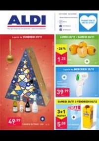 Prospectus Aldi MALONNE : Folder Aldi