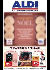 Prospectus Aldi Asnières-sur-Seine : LA VRAIE SURPRISE DE NOËL
