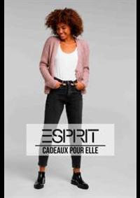 Prospectus Esprit Paris 133 Rue de Rennes : Cadeaux pour elle