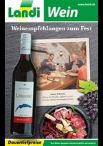 Prospectus Landi : Wein 2020