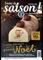 Prospectus Carrefour : Envies de Saison Décembre 2020