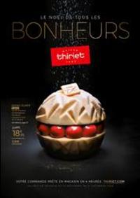 Prospectus Thiriet BOULOGNE BILLANCOURT : Le Noël de tous les Bonheurs