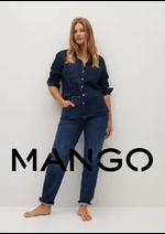 Prospectus MANGO : Denim Grandes Tailles 2020 | Violeta by Mango