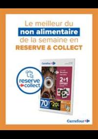 Prospectus Carrefour GENNEVILLIERS : Reserve & Collect