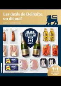 Prospectus Supermarché Delhaize Tubize : Nouveau: Promotion de la semaine