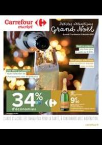 Prospectus Carrefour Market NANTERRE : Petites attentions Grand Noël