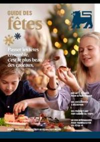 Prospectus Supermarché Delhaize Braine-l'Alleud : Delhaize Guide des ftes