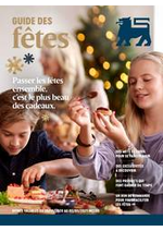 Prospectus Supermarché Delhaize : Delhaize Guide des ftes