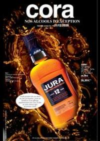 Prospectus Cora ANDERLECHT : Nos alcools d'exception
