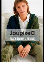 Catalogues et collections Desigual : Offres Desigual Black Friday Femme