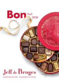 Prospectus Jeff de Bruges Besançon : Bon Noël 2020
