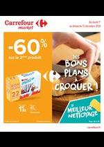 Prospectus Carrefour Market : Des bons plans à croquer