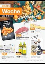 Prospectus Migros Supermarché : Migros Wochenflyer 49