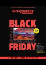 Prospectus Intermarché Super : Black friday