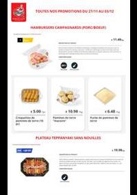 Prospectus Boucherie Renmans BERTEM : Renmans Promoties