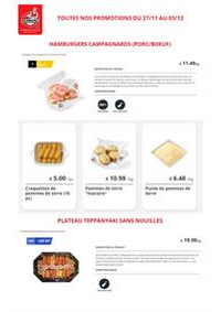 Prospectus Boucherie Renmans GHLIN : Renmans Promoties
